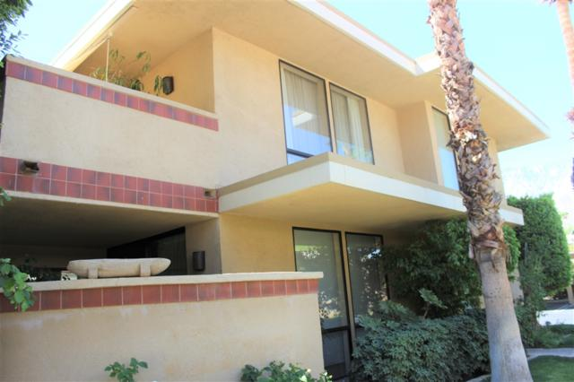 2501 N Indian Canyon Drive #627, Palm Springs, CA 92262 (#180050813) :: Keller Williams - Triolo Realty Group