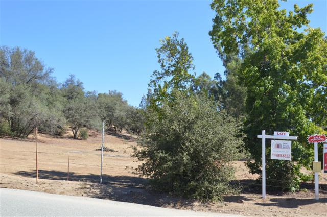 10.64 Ac. Bratton Valley Rd. #3, Jamul, CA 91935 (#180050822) :: Neuman & Neuman Real Estate Inc.