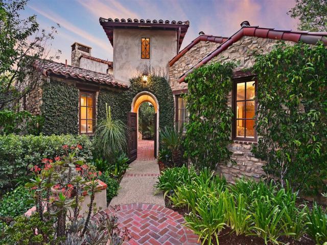 7031 Calle Portone, Rancho Santa Fe, CA 92091 (#180050858) :: The Yarbrough Group