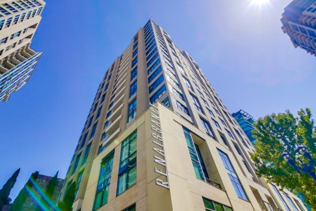 645 Front St #2005, San Diego, CA 92101 (#180051003) :: eXp Realty of California Inc.