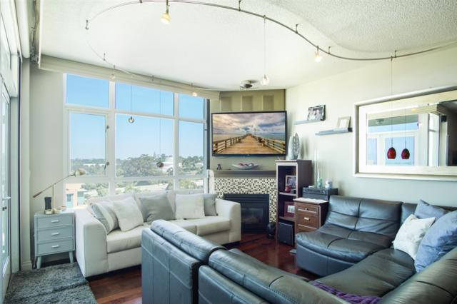 850 Beech St #1401, San Diego, CA 92101 (#180051222) :: Welcome to San Diego Real Estate