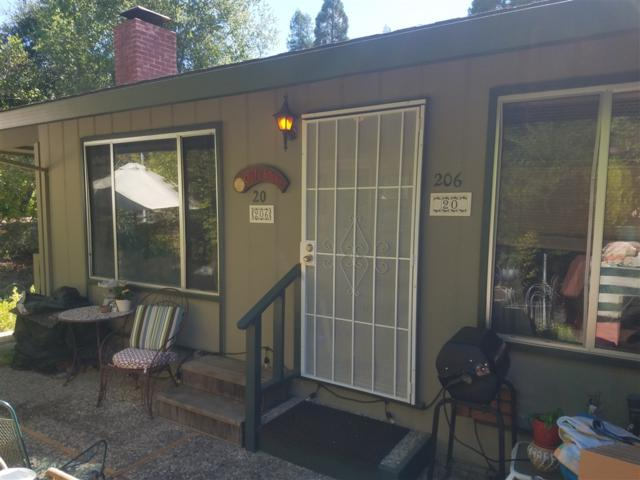 206 E Hilton Dr., Boulder Creek, CA 95006 (#180051283) :: Whissel Realty