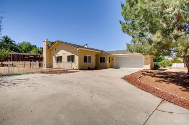 25511 Pappas Rd, Ramona, CA 92065 (#180051286) :: Whissel Realty