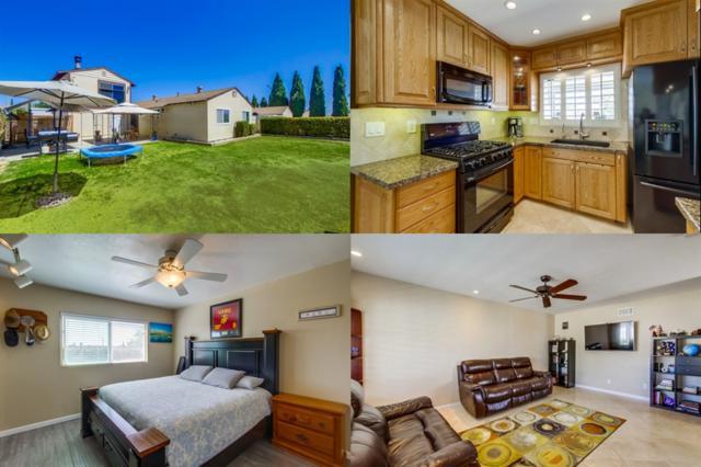 10033 Maple Tree Rd, Santee, CA 92071 (#180051374) :: eXp Realty of California Inc.