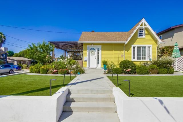 4220 10th Ave, San Diego, CA 92103 (#180051473) :: eXp Realty of California Inc.