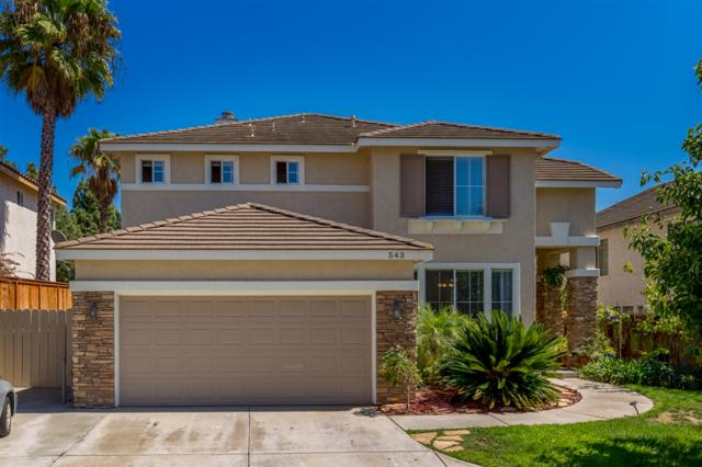 543 Paseo Rosal, Chula Vista, CA 91910 (#180051552) :: Keller Williams - Triolo Realty Group