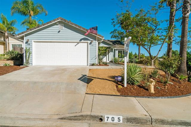 705 Dane Dr, San Marcos, CA 92069 (#180051619) :: Welcome to San Diego Real Estate
