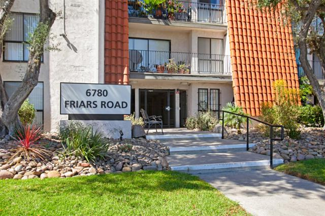 6780 Friars Rd #126, San Diego, CA 92108 (#180051755) :: eXp Realty of California Inc.