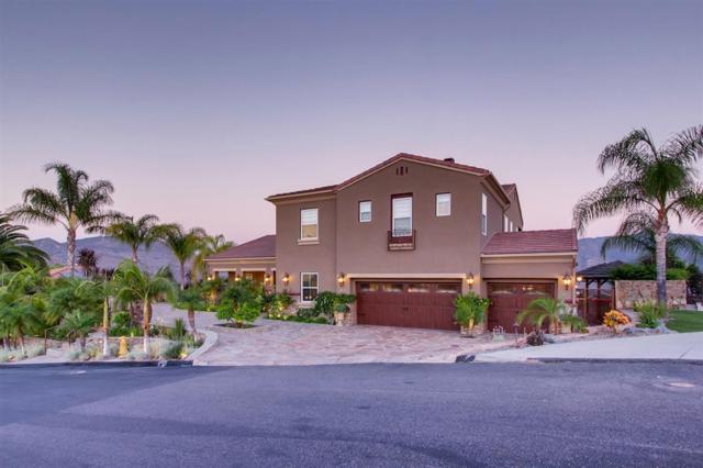 2537 Vista Rodeo Dr, El Cajon, CA 92019 (#180051793) :: Douglas Elliman - Ruth Pugh Group