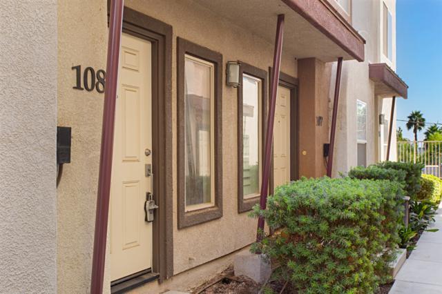 323 Tesoro Glen #108, Escondido, CA 92025 (#180051797) :: Keller Williams - Triolo Realty Group