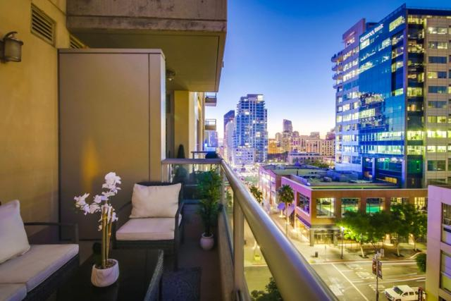 253 10th Avenue #834, San Diego, CA 92101 (#180051830) :: The Yarbrough Group