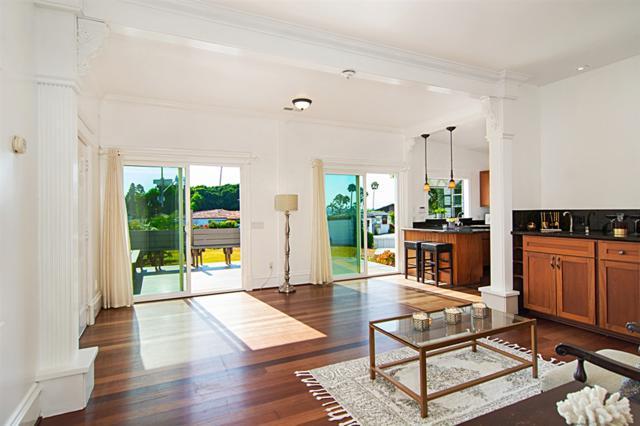 3011 Talbot Street, San Diego, CA 92106 (#180051959) :: Ghio Panissidi & Associates