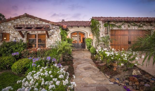 16566 Zumaque, Rancho Santa Fe, CA 92067 (#180051985) :: The Yarbrough Group
