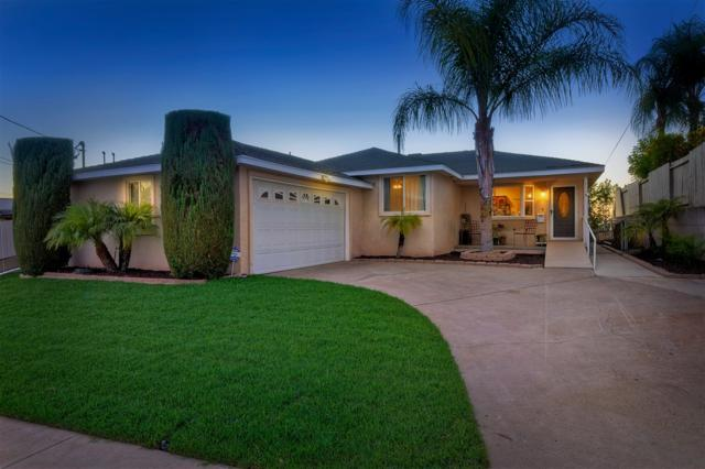 7118 Galewood St, San Diego, CA 92120 (#180052034) :: eXp Realty of California Inc.