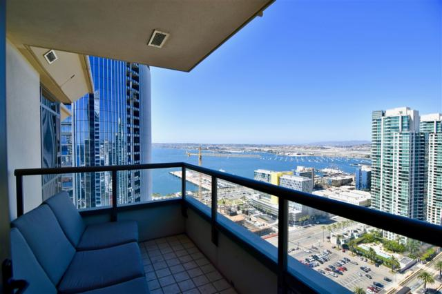 700 W E Street #3004, San Diego, CA 92101 (#180052070) :: Heller The Home Seller