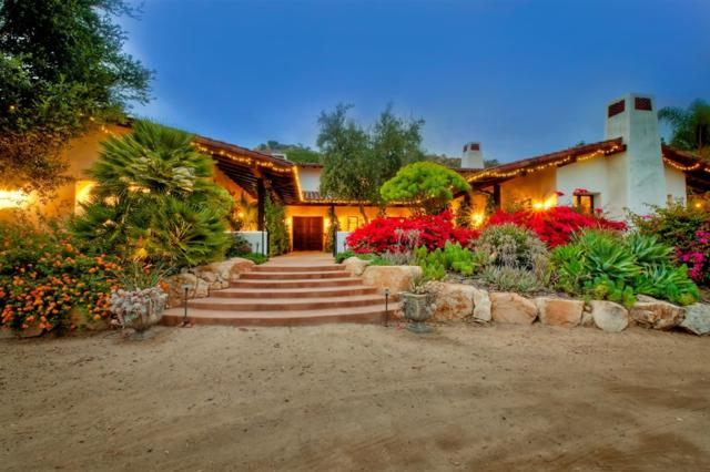 2317 Via Cascabel, Escondido, CA 92027 (#180052099) :: Coldwell Banker Residential Brokerage