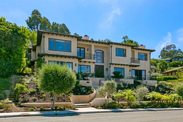 1055 Muirlands Vista Way, La Jolla, CA 92037 (#180052110) :: The Yarbrough Group