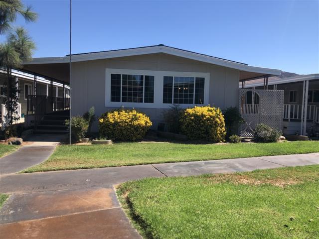 9255 N Magnolia #88, Santee, CA 92071 (#180052166) :: Ascent Real Estate, Inc.