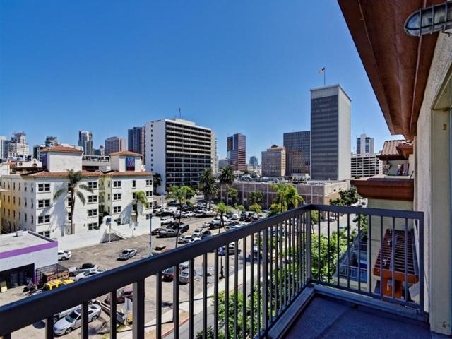 1501 Front St #616, San Diego, CA 92101 (#180052212) :: eXp Realty of California Inc.