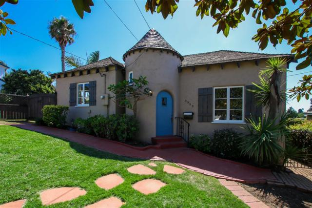 3953 Wildwood Rd., San Diego, CA 92107 (#180052245) :: Heller The Home Seller