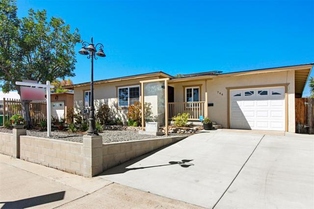 744 El Monte Road, El Cajon, CA 92020 (#180052287) :: eXp Realty of California Inc.