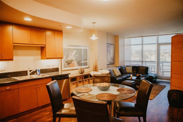 550 15Th St Unit 806 #806, San Diego, CA 92101 (#180052338) :: eXp Realty of California Inc.