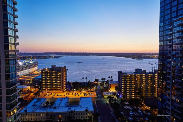 1262 Kettner Blvd #2201, San Diego, CA 92101 (#180052358) :: Heller The Home Seller
