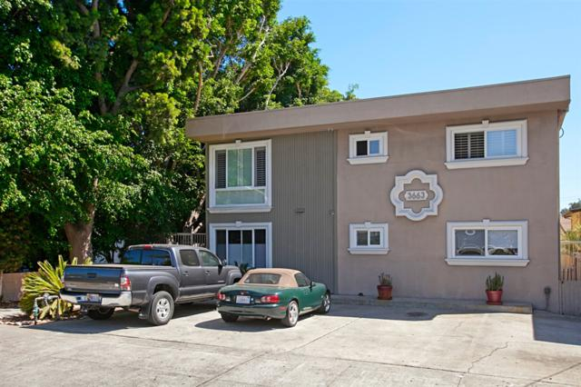 3663 7Th Ave #8, San Diego, CA 92103 (#180052420) :: The Yarbrough Group