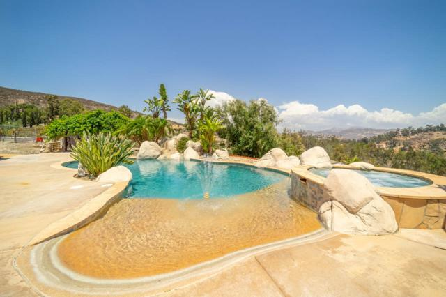11346 Crazy Horse Dr, Lakeside, CA 92040 (#180052424) :: Whissel Realty