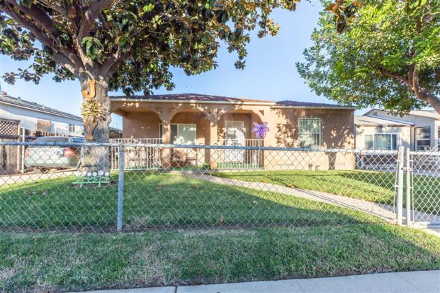 641 41st Street, San Diego, CA 92102 (#180052451) :: Neuman & Neuman Real Estate Inc.