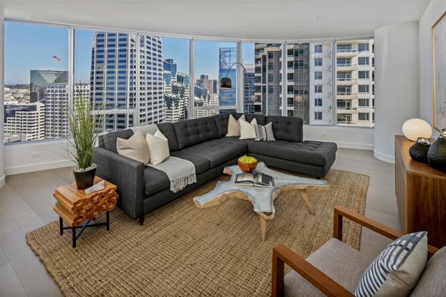 888 W E Street #2805, San Diego, CA 92101 (#180052468) :: Keller Williams - Triolo Realty Group
