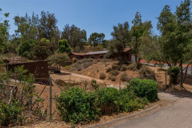 11579 Cerro De Paz, Lakeside, CA 92040 (#180052533) :: Coldwell Banker Residential Brokerage