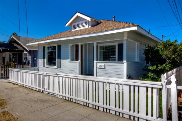 4042 34th St, North Park, CA 92104 (#180052540) :: Heller The Home Seller