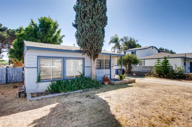 205 Richardson, El Cajon, CA 92020 (#180052702) :: Neuman & Neuman Real Estate Inc.
