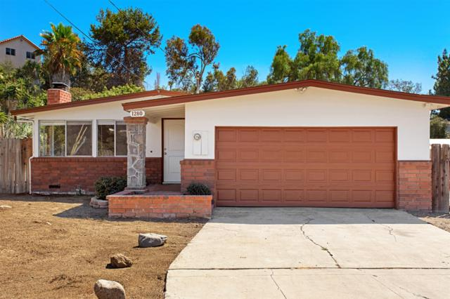 1280 Tylee St, Vista, CA 92083 (#180052707) :: Whissel Realty
