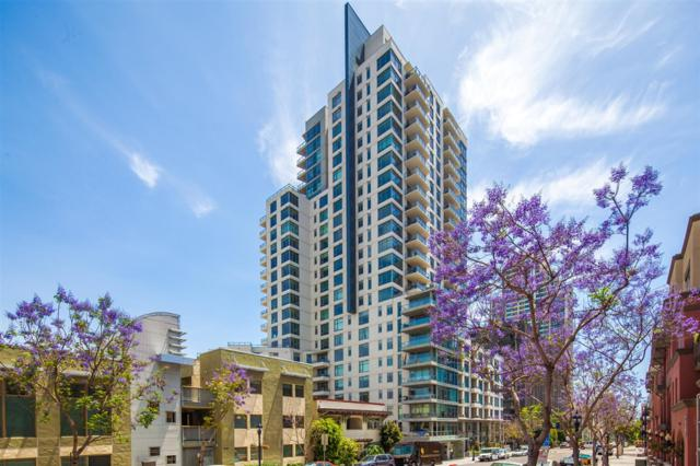 1441 9th Ave #802, San Diego, CA 92101 (#180052720) :: Ghio Panissidi & Associates