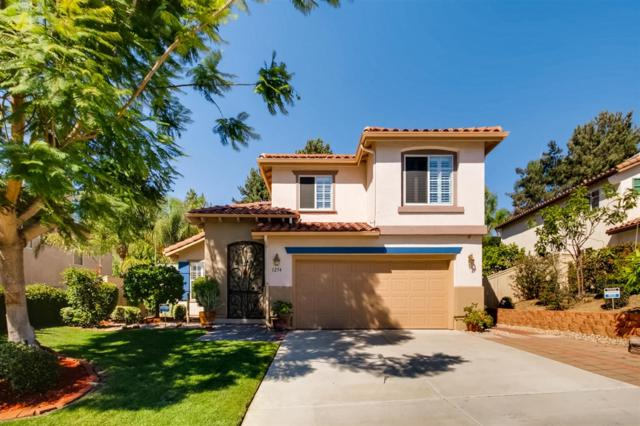 1254 Via Contessa, San Marcos, CA 92069 (#180052742) :: Whissel Realty
