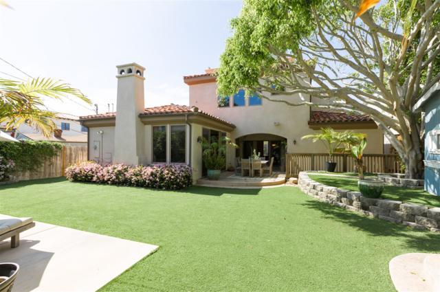 5353 Chelsea, La Jolla, CA 92037 (#180052770) :: Ghio Panissidi & Associates