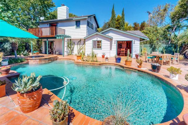 2150 Ranch View Terrrace, Encinitas, CA 92024 (#180052795) :: Ghio Panissidi & Associates
