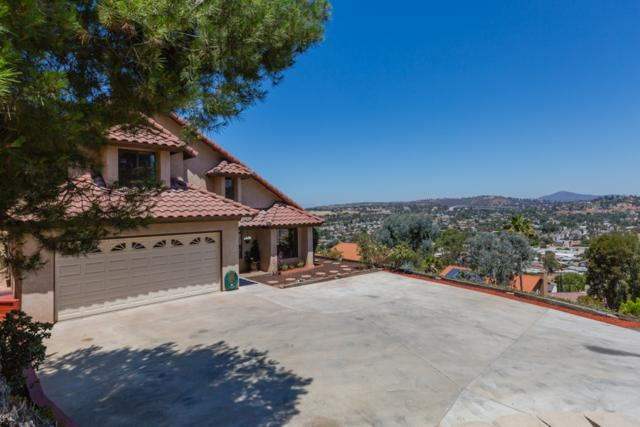 2182 N Slope Ter, Spring Valley, CA 91977 (#180052805) :: Whissel Realty