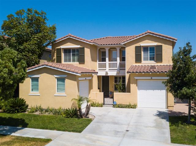 1593 Picket Fence Drive, Chula Vista, CA 91915 (#180052839) :: Whissel Realty