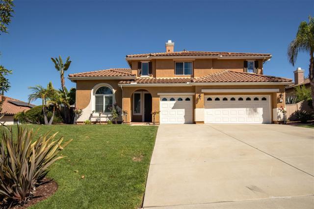 712 Vereda, San Marcos, CA 92069 (#180052846) :: Keller Williams - Triolo Realty Group