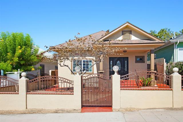 1940 Harrison Avenue, San Diego, CA 92113 (#180052922) :: The Yarbrough Group