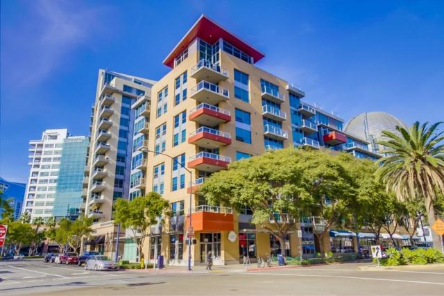 206 Park Boulevard #306, San Diego, CA 92101 (#180052954) :: Ascent Real Estate, Inc.