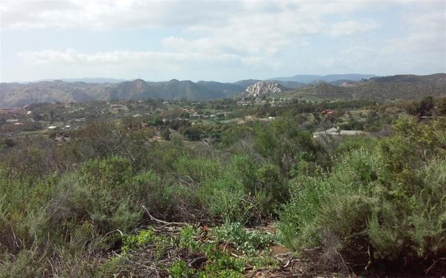 0 Gavilan Mountain Rd #3, Fallbrook, CA 92028 (#180052976) :: The Yarbrough Group
