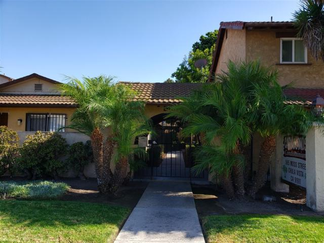565 Moss St #17, CHULA VISTA CA, CA 91910 (#180053004) :: Keller Williams - Triolo Realty Group