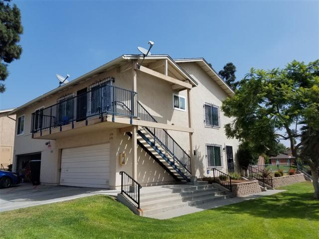 6594 Pinecone Ln, San Diego, CA 92139 (#180053021) :: Ghio Panissidi & Associates
