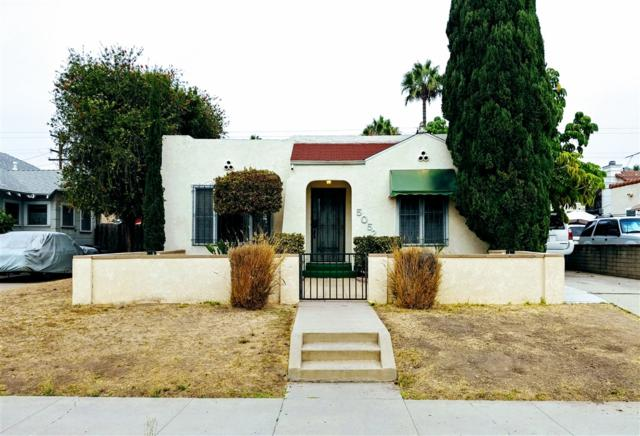 5052 35th St., San Diego, CA 92116 (#180053025) :: Neuman & Neuman Real Estate Inc.