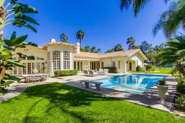 6909 Rancho La Cima, Rancho Santa Fe, CA 92067 (#180053047) :: Harcourts Avanti