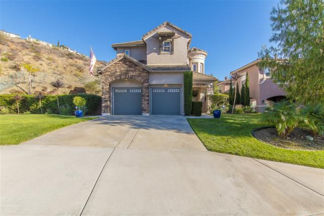 1121 Calistoga Way, San Marcos, CA 92078 (#180053053) :: KRC Realty Services
